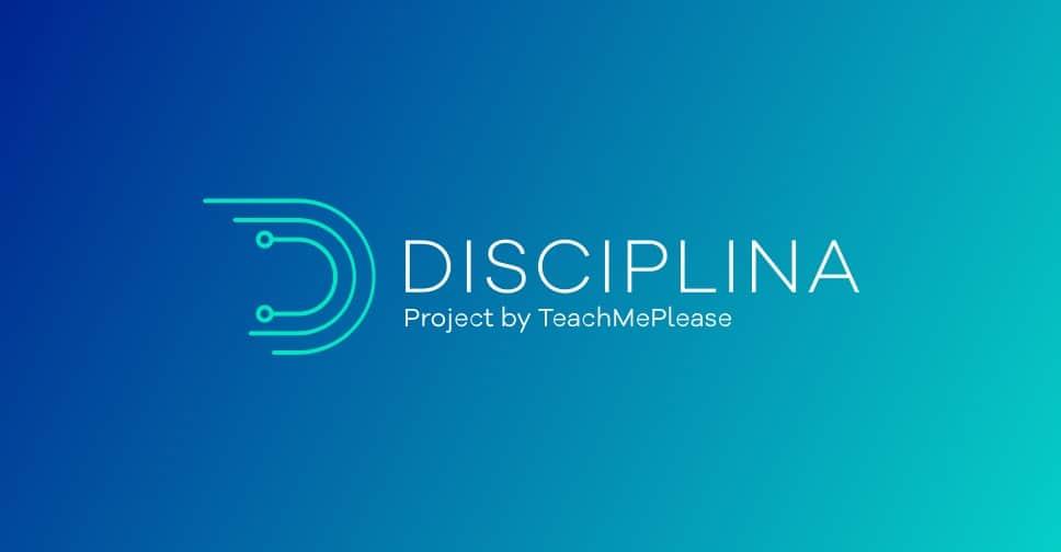 DISCIPLINA educational blockchain by TeachMePlease: PRE-SALE